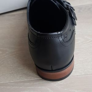 Kenneth Cole Reaction Shoes - Kenneth Cole Reaction Guy Monk Strap oxfords blk